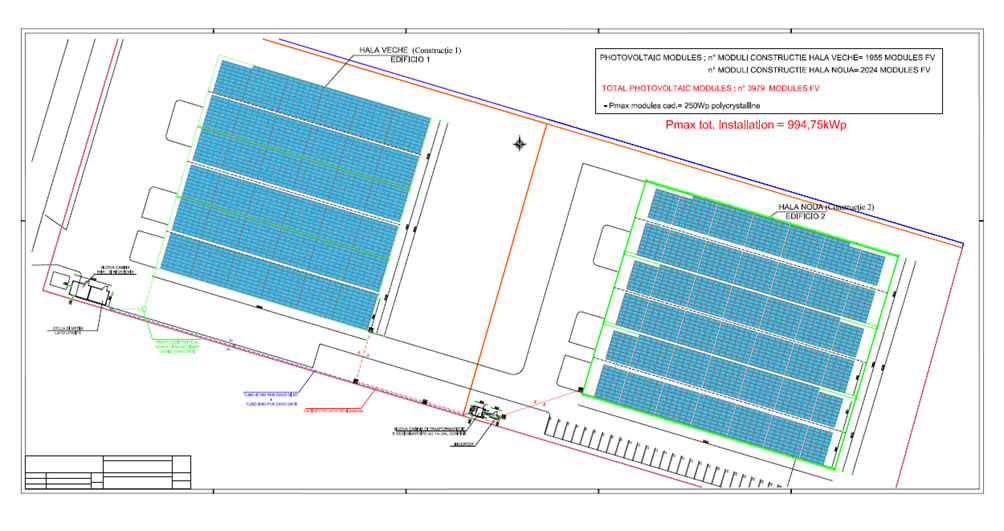 Tles Pv Eu Photovoltaic Systems In Romania Project